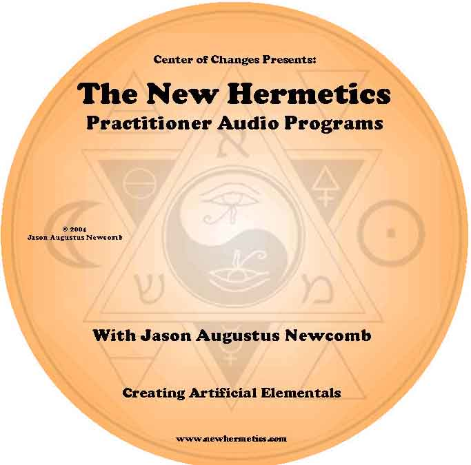 New Hermetics Practitioner 6: Creating Artificial Elementals